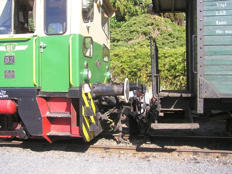 Mit dem Vulkan-Express hoch in die Eifel - die Brohltalbahn  20b10