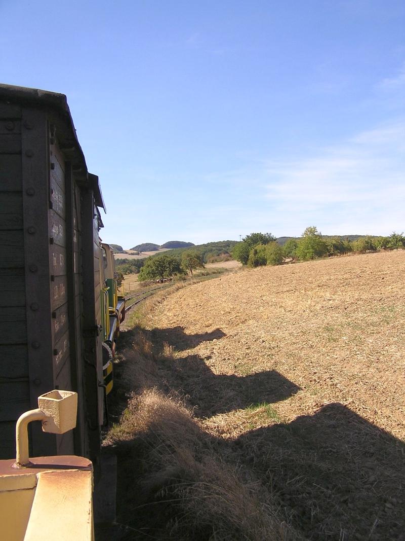 Mit dem Vulkan-Express hoch in die Eifel - die Brohltalbahn  22a10