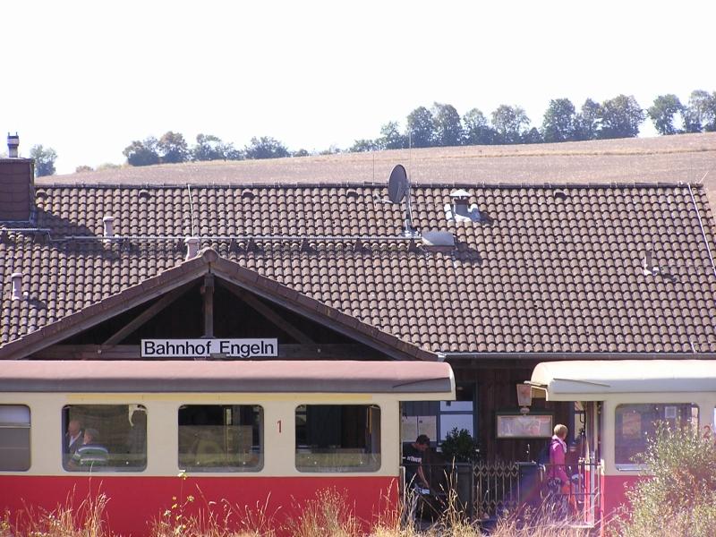 Mit dem Vulkan-Express hoch in die Eifel - die Brohltalbahn  2711