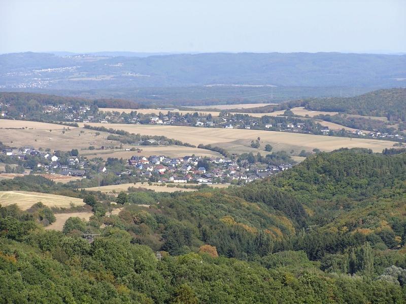 Mit dem Vulkan-Express hoch in die Eifel - die Brohltalbahn  2811