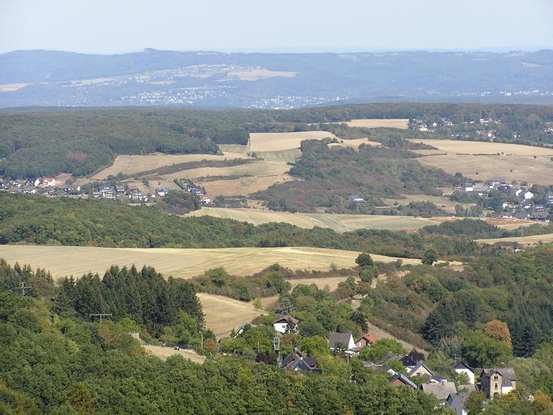 Mit dem Vulkan-Express hoch in die Eifel - die Brohltalbahn  3011