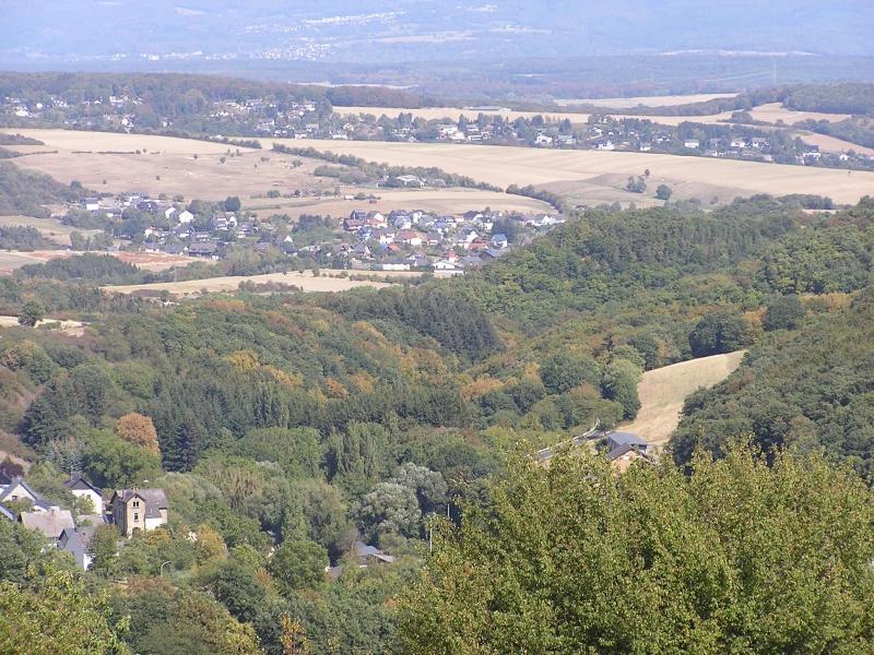 Mit dem Vulkan-Express hoch in die Eifel - die Brohltalbahn  3111