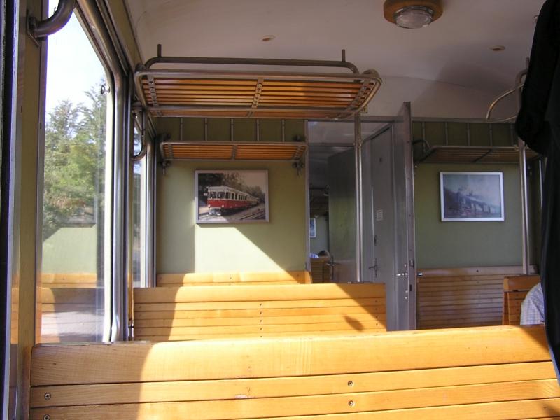 Mit dem Vulkan-Express hoch in die Eifel - die Brohltalbahn  3311