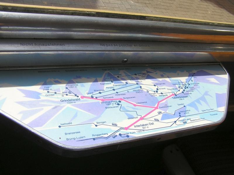 Mit dem Vulkan-Express hoch in die Eifel - die Brohltalbahn  3410