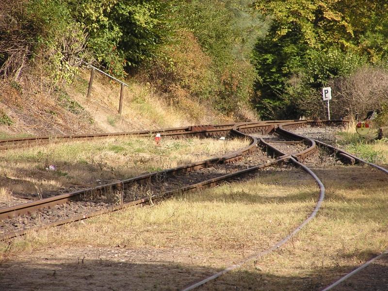 Mit dem Vulkan-Express hoch in die Eifel - die Brohltalbahn  3510