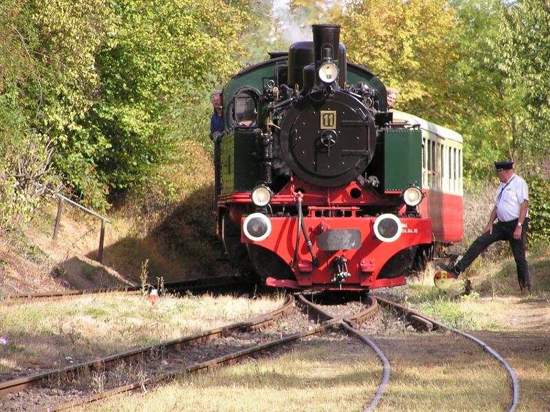Mit dem Vulkan-Express hoch in die Eifel - die Brohltalbahn  3910
