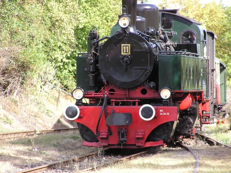 Mit dem Vulkan-Express hoch in die Eifel - die Brohltalbahn  4010