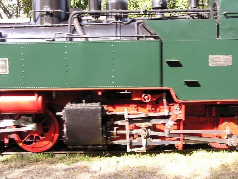 Mit dem Vulkan-Express hoch in die Eifel - die Brohltalbahn  4210