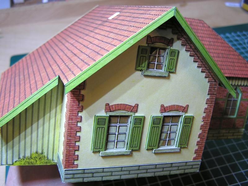 Bedarfshaltestelle Süßenmühle von Schreiber-Bogen in H0 - leicht aufgepeppt - Seite 2 4215