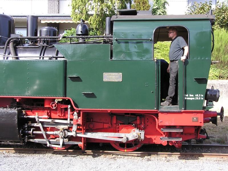 Mit dem Vulkan-Express hoch in die Eifel - die Brohltalbahn  4510