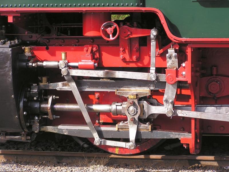 Mit dem Vulkan-Express hoch in die Eifel - die Brohltalbahn  4610