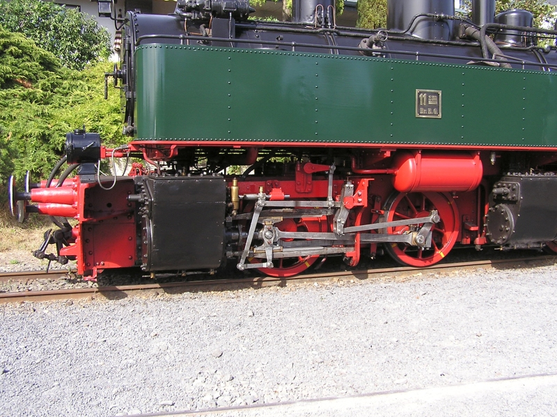 Mit dem Vulkan-Express hoch in die Eifel - die Brohltalbahn  5010