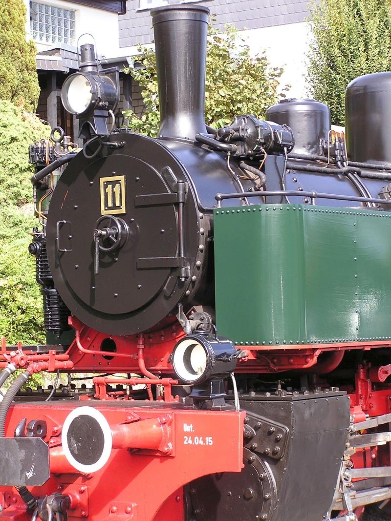 Mit dem Vulkan-Express hoch in die Eifel - die Brohltalbahn  52a10