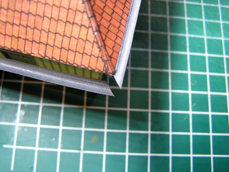 Bedarfshaltestelle Süßenmühle von Schreiber-Bogen in H0 - leicht aufgepeppt - Seite 2 5712