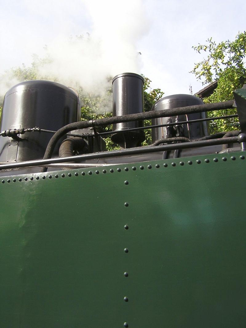 Mit dem Vulkan-Express hoch in die Eifel - die Brohltalbahn  5810