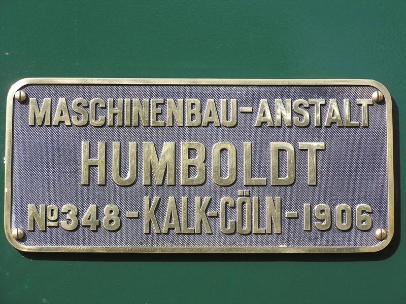 Mit dem Vulkan-Express hoch in die Eifel - die Brohltalbahn  5910