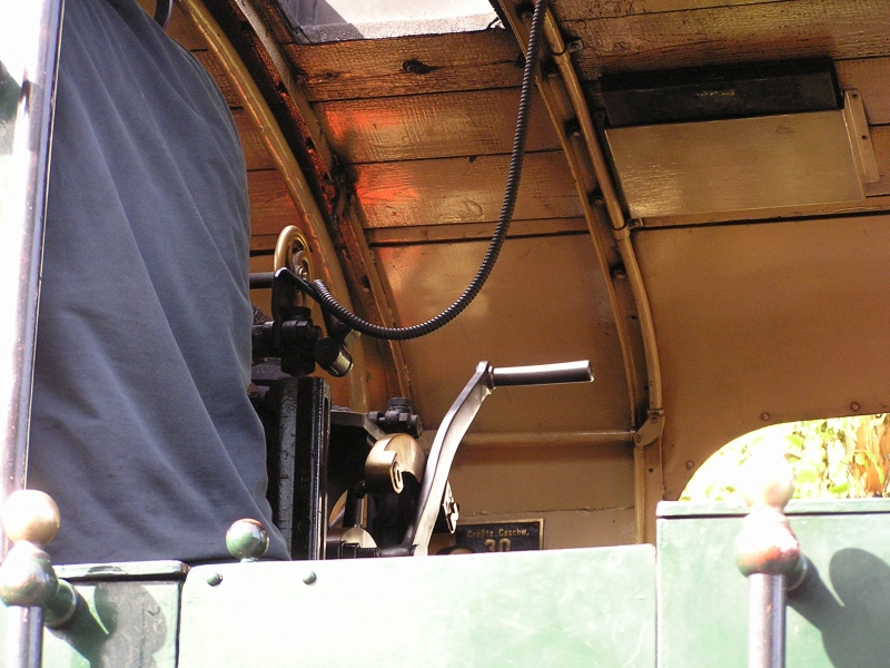 Mit dem Vulkan-Express hoch in die Eifel - die Brohltalbahn  6110
