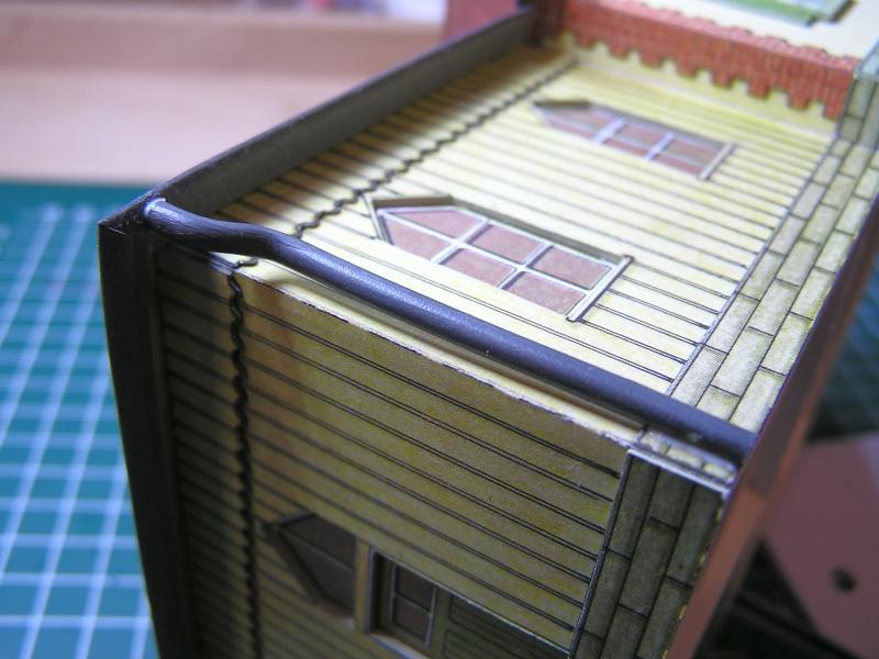 Bedarfshaltestelle Süßenmühle von Schreiber-Bogen in H0 - leicht aufgepeppt - Seite 2 6112