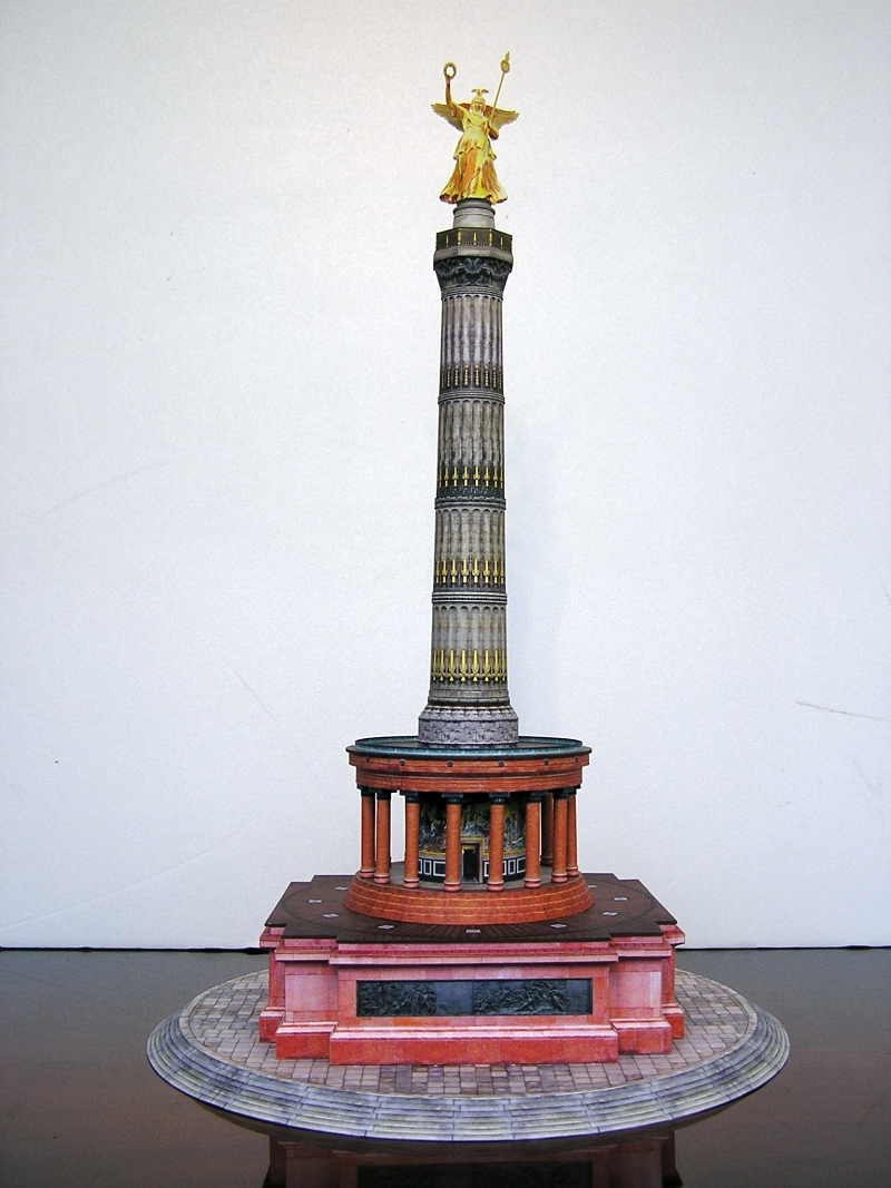Siegessäule Berlin, 1:160, Schreiber-Bogen - Seite 2 6113