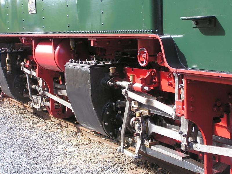 Mit dem Vulkan-Express hoch in die Eifel - die Brohltalbahn  6210