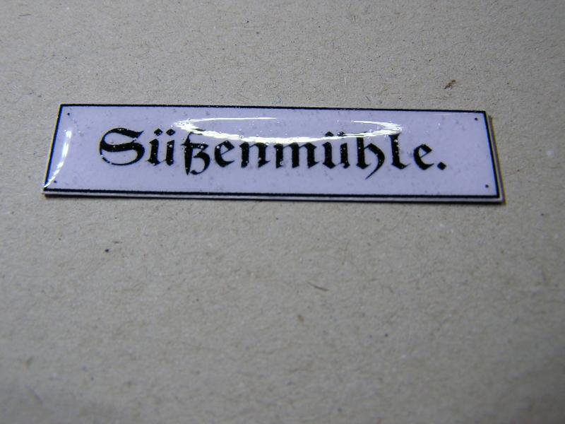 Bedarfshaltestelle Süßenmühle von Schreiber-Bogen in H0 - leicht aufgepeppt - Seite 2 6411