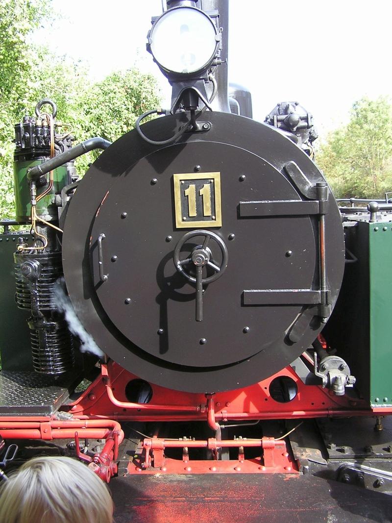 Mit dem Vulkan-Express hoch in die Eifel - die Brohltalbahn  6510