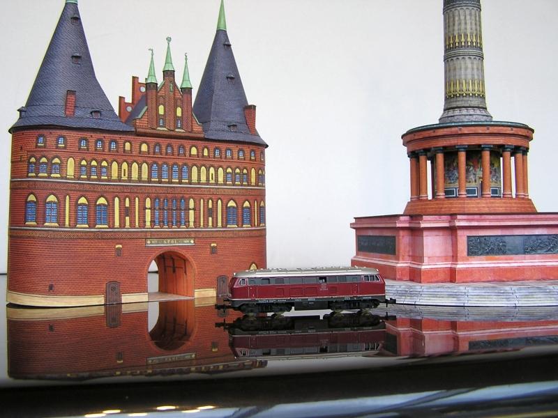 Siegessäule Berlin, 1:160, Schreiber-Bogen - Seite 2 6612