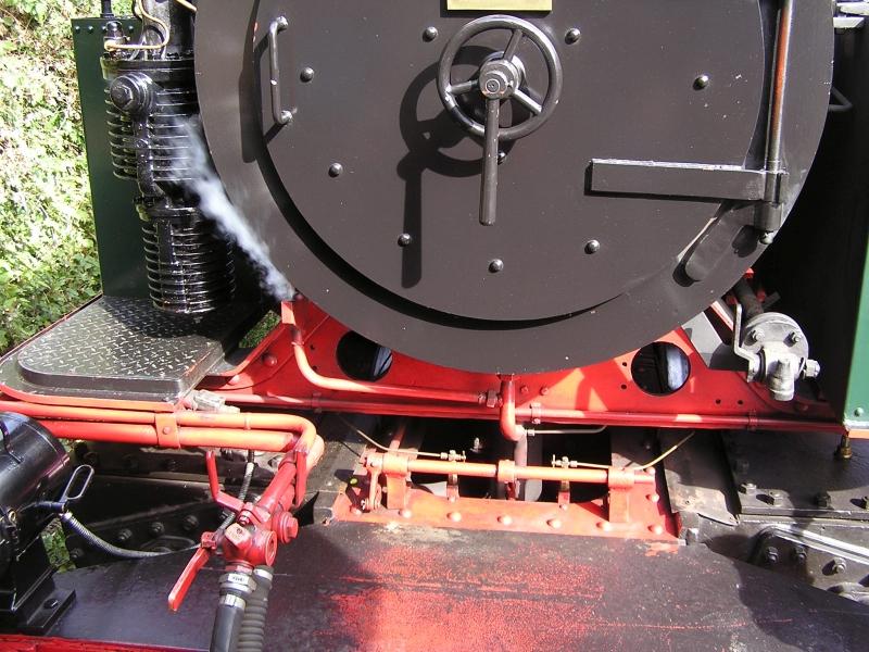 Mit dem Vulkan-Express hoch in die Eifel - die Brohltalbahn  6810