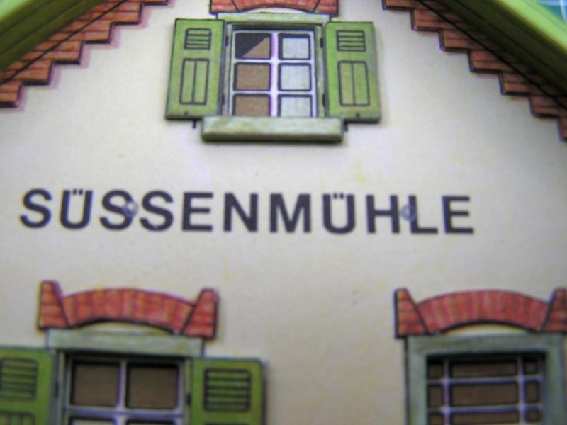 Bedarfshaltestelle Süßenmühle von Schreiber-Bogen in H0 - leicht aufgepeppt - Seite 2 6811