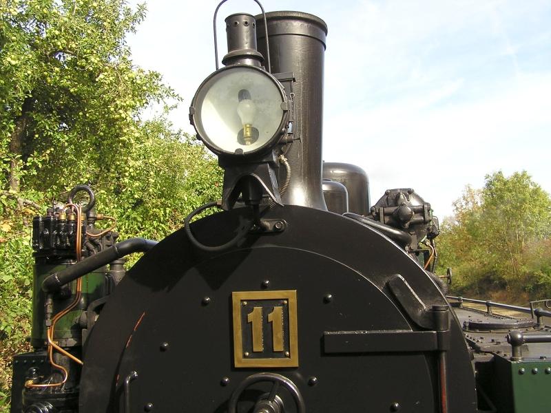 Mit dem Vulkan-Express hoch in die Eifel - die Brohltalbahn  6910
