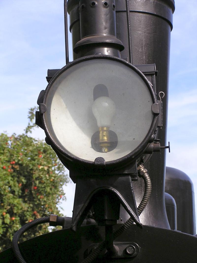 Mit dem Vulkan-Express hoch in die Eifel - die Brohltalbahn  7010