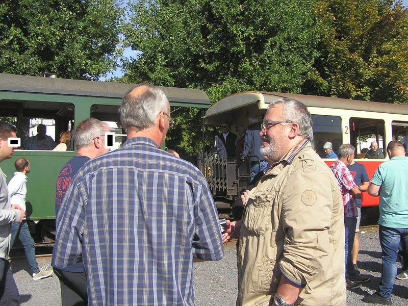 Mit dem Vulkan-Express hoch in die Eifel - die Brohltalbahn  711