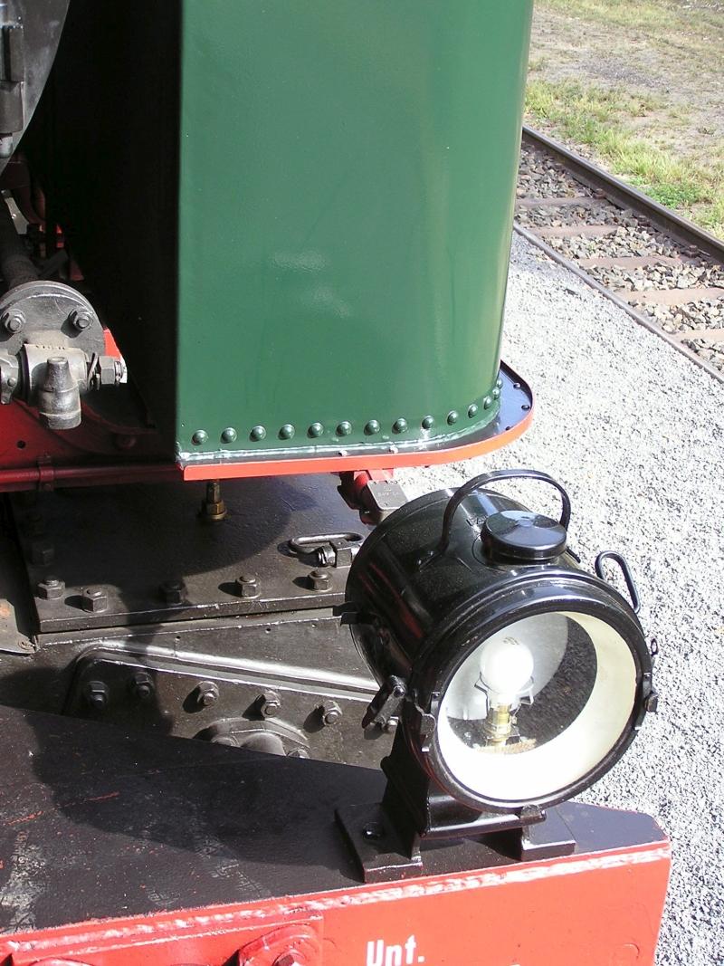 Mit dem Vulkan-Express hoch in die Eifel - die Brohltalbahn  7110