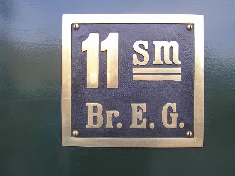 Mit dem Vulkan-Express hoch in die Eifel - die Brohltalbahn  7210