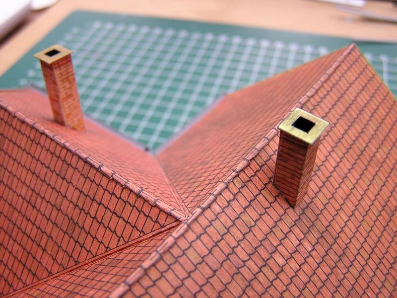 Bedarfshaltestelle Süßenmühle von Schreiber-Bogen in H0 - leicht aufgepeppt - Seite 2 7411