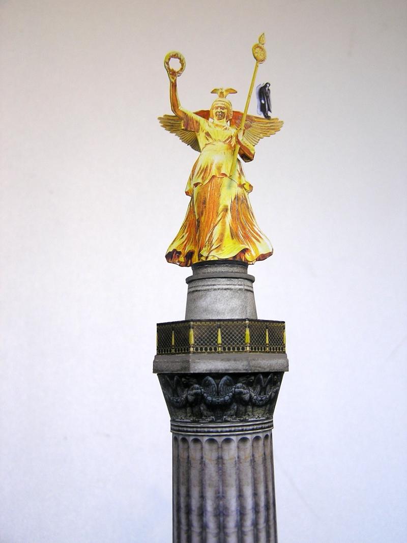 Siegessäule Berlin, 1:160, Schreiber-Bogen - Seite 2 7412