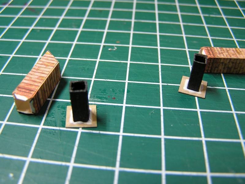Bedarfshaltestelle Süßenmühle von Schreiber-Bogen in H0 - leicht aufgepeppt - Seite 2 74a10