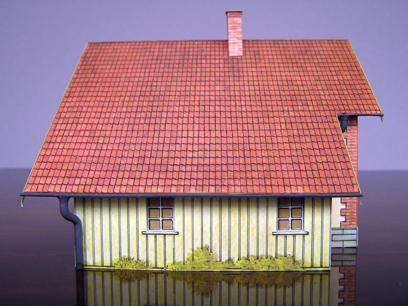 Bedarfshaltestelle Süßenmühle von Schreiber-Bogen in H0 - leicht aufgepeppt - Seite 2 7911