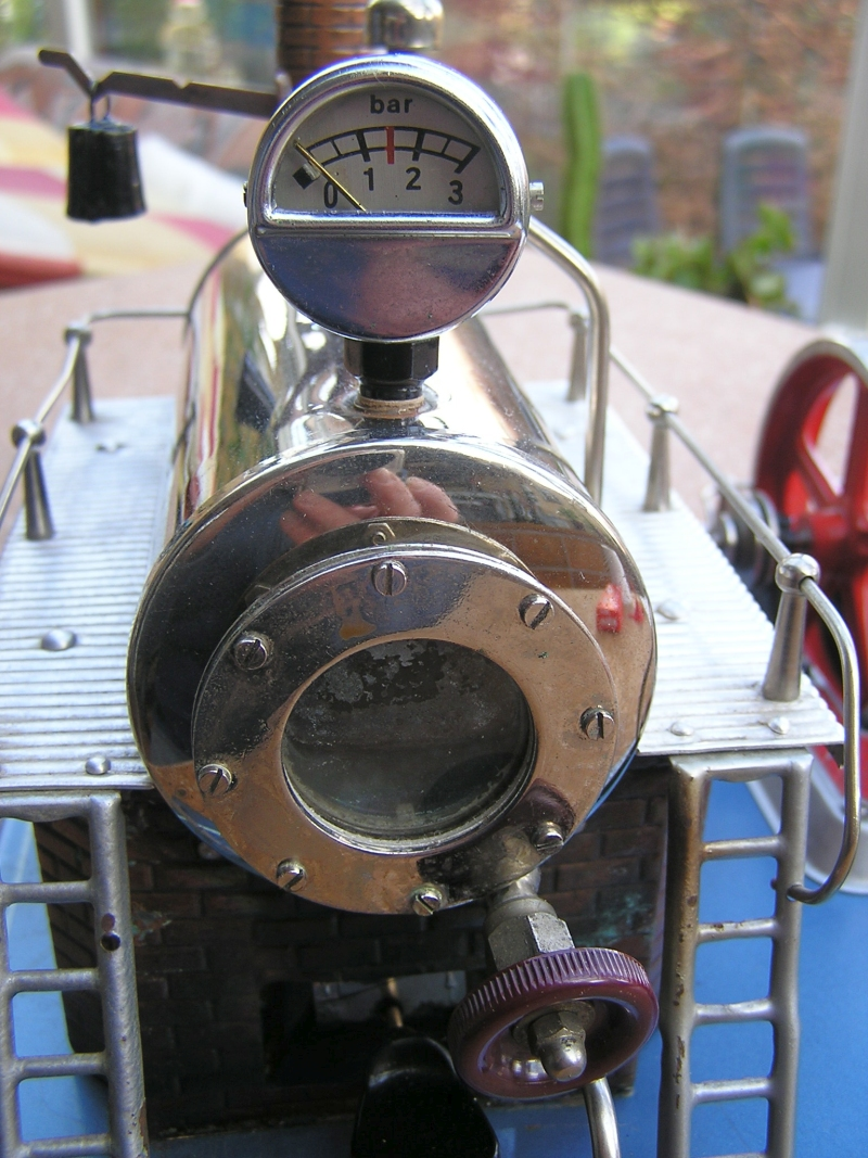 Modelldampfmaschine Wilesco D20 914
