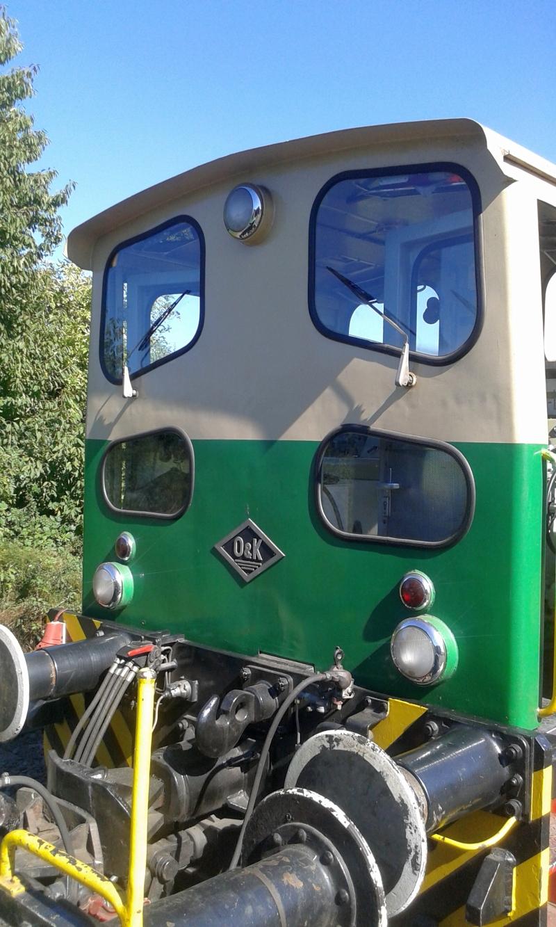 Mit dem Vulkan-Express hoch in die Eifel - die Brohltalbahn  9310