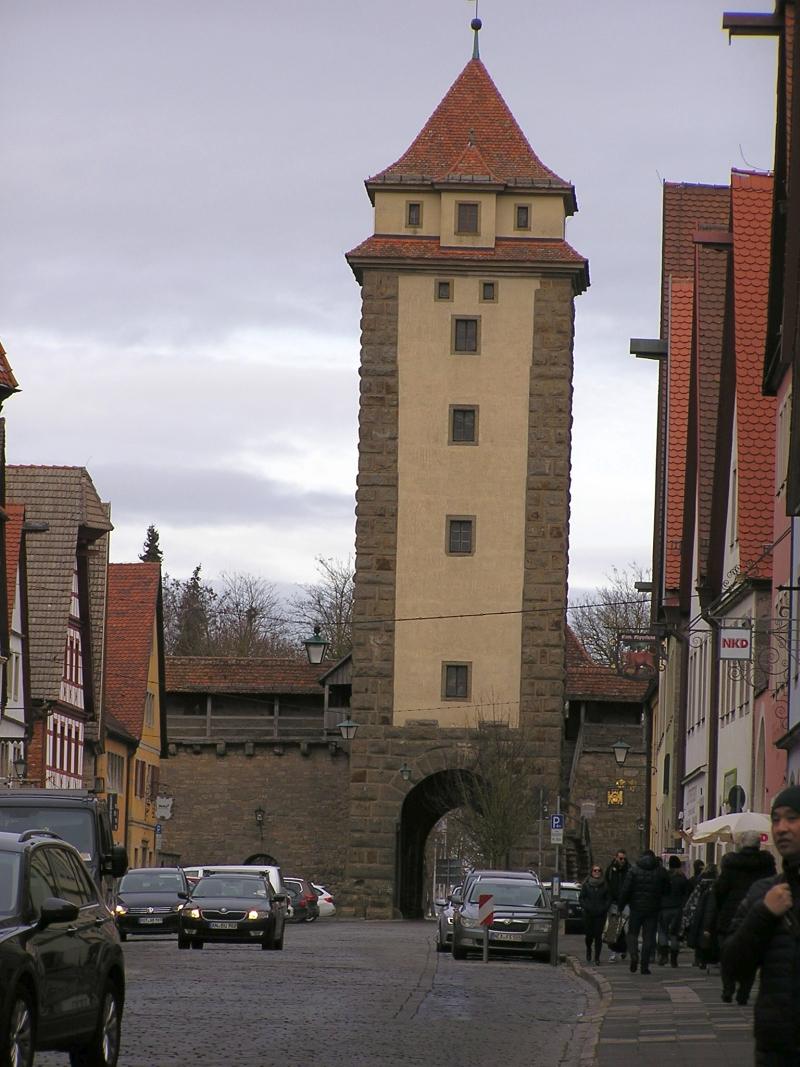 Rothenburg ob der Tauber 1:160 Schreiber Bogen - Seite 2 Stadtt10