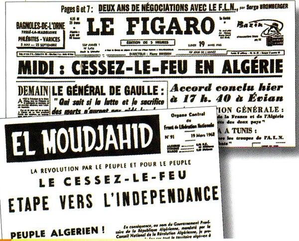Commémoration de cessez-le-feu en Algérie (  19 mars 1962 ) 45270_10