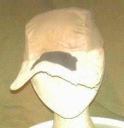 Tan Hat from a USAAF Bomber Crewman Pict0038