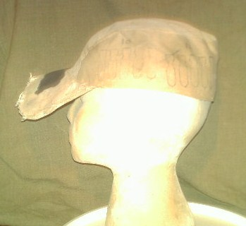 Tan Hat from a USAAF Bomber Crewman Pict0040