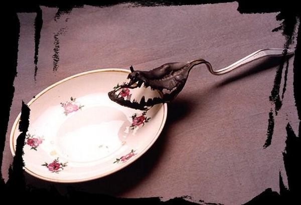 Фра же...(кухонная утварь, посуда, ложки, вилки и т.д.) Из Интернета. 11467610