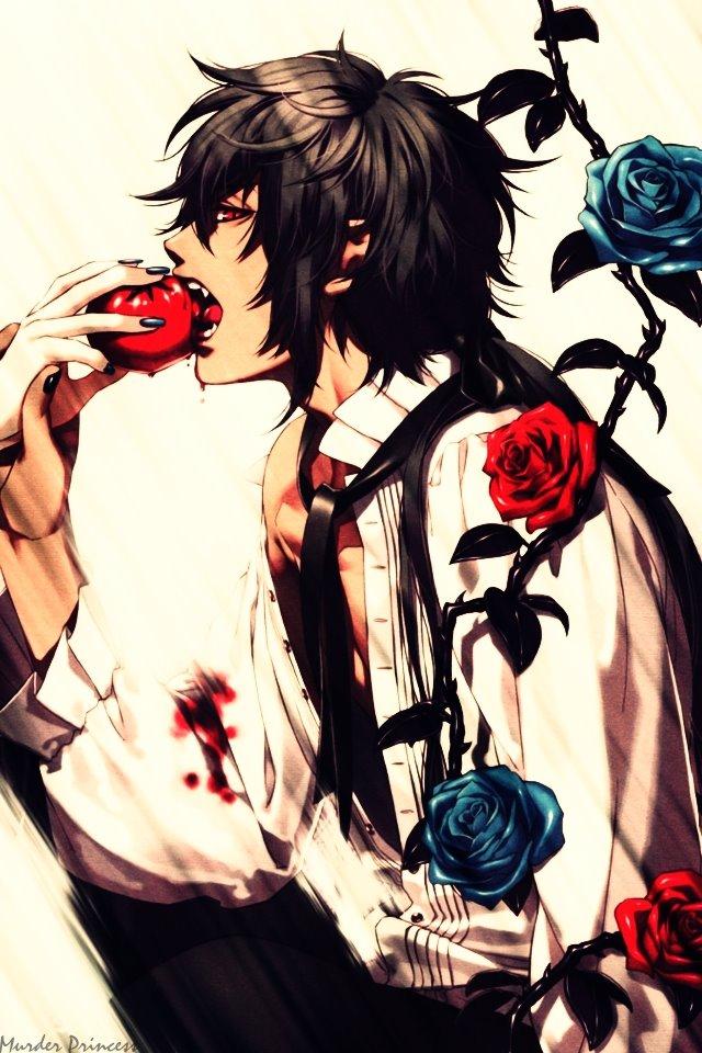 offrir une rose ♪ Avarus10