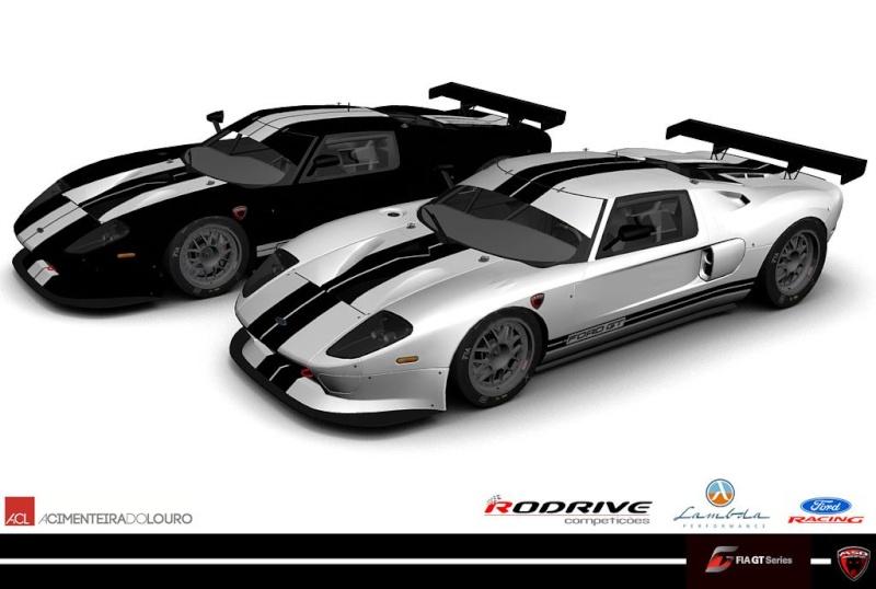 FIA GT Series 2013 -ford_11