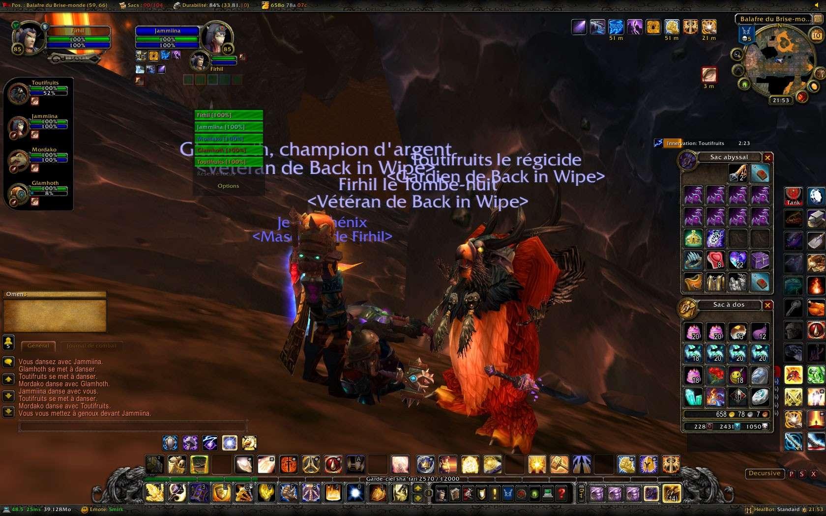 La vie dans la guilde Wowscr26