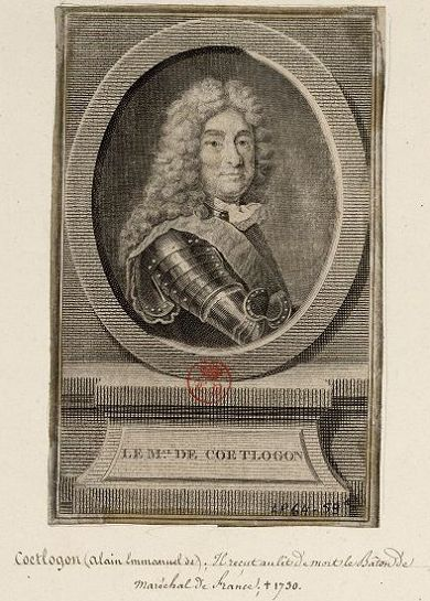 Alain Emmanuel DE COETLOGON 1646-1730 Coetlo10
