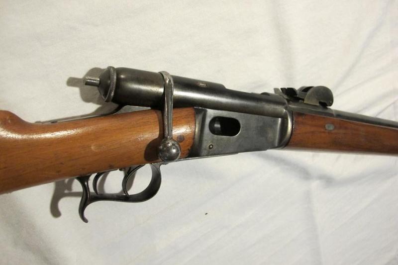 Fusil d'ordonnance modèle 1881 Stutzer  Vetter10